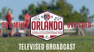 2020 Orlando Flag Football 5v5 Men's & 8v8 Coed World Championships