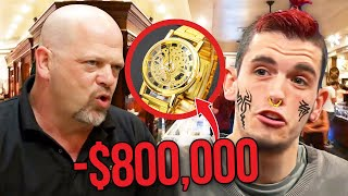 Pawn Stars Deals That Almost Bankrupted The Shop