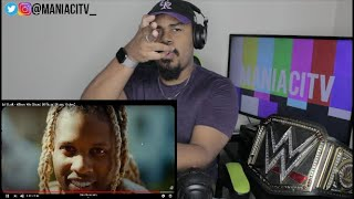 Lil Durk - When We Shoot (Official Music Video) REACTION