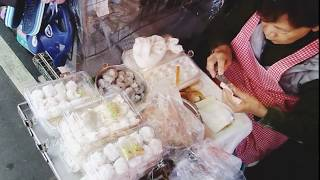 Taiwan Street -Taipei Street food | Home Made Shrimp Dumpling