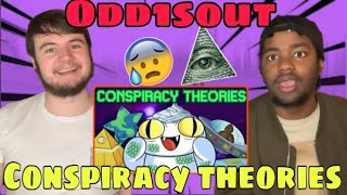 TheOdd1sOut 'Conspiracy Theories and Crazy People' REACTION