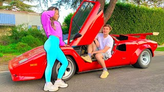 GOLD DIGGER PRANK ON GIRLFRIEND!!