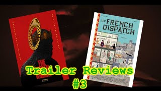 NEW Batman First Look, The Green Knight & The French Dispatch - Trailer Reviews #3