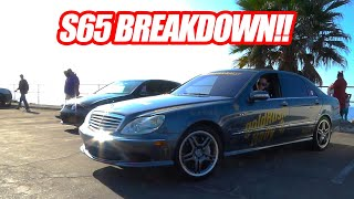 JIMBO BROKE HIS $17,000 V12 MERCEDES S65 BY CLICKING ONE BUTTON! *DESTROYED ECU*