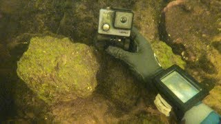 GoPro Found 4 Years Later Underwater! (Scuba Diving)