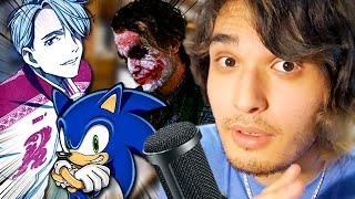 50 AMAZING VOICE IMPRESSIONS (Anime, Gaming, Cartoons, Movies...)