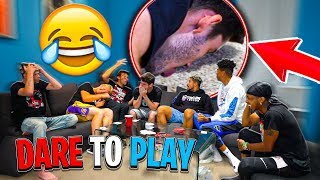 FUNNIEST CARD GAME We've EVER PLAYED! ft. 2HYPE House, DDG & Poudii