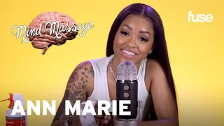 "Ann Marie Does ASMR with Jewelry, Talks Chicago Upbringing & ""Stress Relief"" 