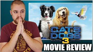 Cats and Dogs 3: Paws Unite - Movie Review