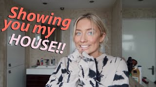Showing you my house for the first time!! ITS A WRECK