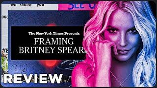 FRAMING BRITNEY SPEARS Kritik Review (2021) Doku