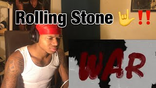 FIRST TIME REACTION The Rolling Stones - Gimme Shelter