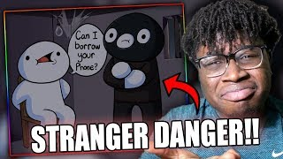 DON'T CALL THIS NUMBER AT 3AM! | TheOdd1sOut: Wrong Numbers Reaction!