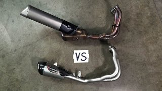 The Truth About Aftermarket Exhausts | MC Garage