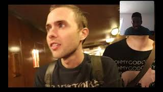 GHOST HUNTING IN A HAUNTED SHIP BY SHANE DAWSON REACTION