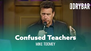 Even Teachers Can't Do New Math. Mike Toomey - Full Special