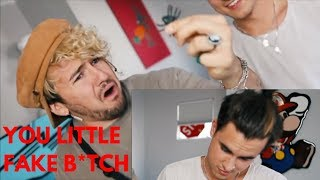 Kian and Jc arguing for 5 minutes straight.