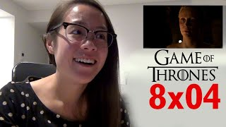 "Rin watches Game of Thrones (Reaction) 8x04 ""The Last of the Starks"""