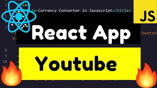 React.js Youtube Data API V3 Video Search Example Using Axios Full Tutorial For Beginners 2020
