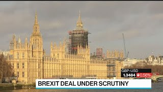 Brexit Deal Makes Economic Relationship Harder With EU, Says Niblett
