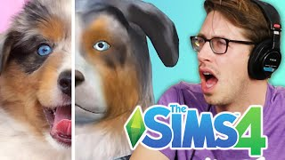 Keith Controls His Friends' Pets • The Sims 4 Cats & Dogs • In Control With Kelsey