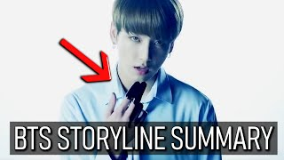 BTS STORYLINE SUMMARY + EXPLANATION | TIMELINE & THEORIES [PART 1]