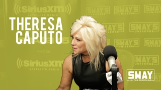 Psychic Medium Theresa Caputo Reads Sway and Heather B on Sway in the Morning | Sway's Universe