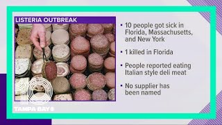 CDC: Listeria outbreak reported in 3 states, kills 1 in Florida