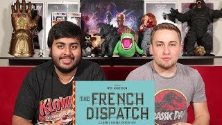 The French Dispatch || Trailer Reaction ||