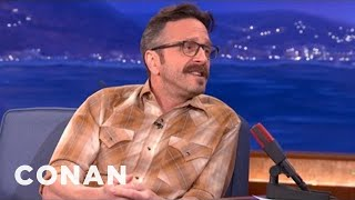 Marc Maron Isn't Attracting Age-Appropriate Women - CONAN on TBS