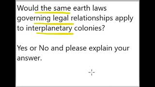 Interplanetary marriage law #barnescience #TerraRojo #TerraOrbit
