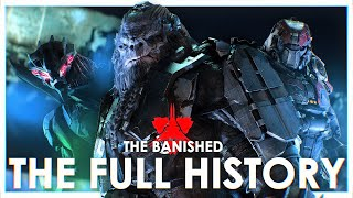 The FULL History of the Banished (Pre-Halo Infinite)