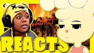 Let's Save The World | Petals Animation | Krale Zero Reaction | AyChristene Reacts