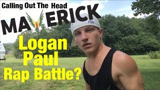Logan Paul I WANNA RAP BATTLE CUZ