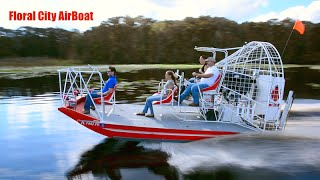 The Best AirBoat Action