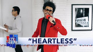 The Weeknd: ''Heartless''
