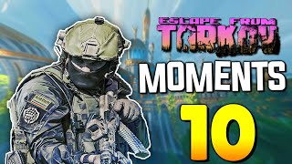 *USELESS* HELMETS AREN'TS SO USELESS AFTER ALL!! - Escape From Tarkov Funny and Best Moments! #10