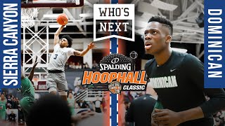 Sierra Canyon (CA) vs. Dominican (WI) - Hoophall Classic 2020 - ESPN Broadcast Highlights