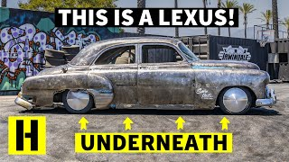 The Greatest $1,500 ever spent: A 1951 Chevy With a Lexus LS400