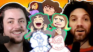 We watch the MOST POPULAR Game Grumps Animations - Game Grumps Compilations