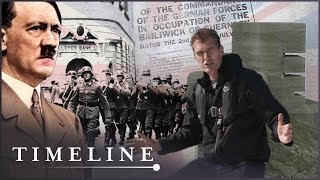 Secrets of Hitler's Island Fortress - The Islands of Guernsey (WW2 Documentary) | Timeline