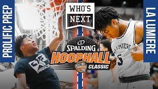 Prolific Prep (CA) vs. La Lumiere (IN) - 2020 Hoophall Classic - ESPN Broadcast Highlights