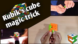 Rubik's Cube And Cards Magic Trick In America Got Talent || In Hindi
