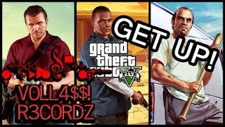 "Vollassi Recordz präsentiert: DJ CJ vs. Los Santos Playaz - ""Get Up!"" (GTA V Remix)"