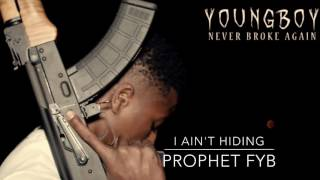 "NBA YoungBoy ""I Ain't Hiding"" (REMIX - Official Audio)"