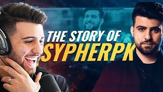 "SypherPK Reacts to ""The Story Of SypherPK"" by ProGuides"