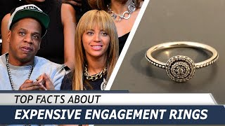 Unbelievable | Most Expensive Celebrity Engagement Rings