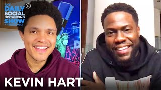 Kevin Hart - Giving Himself Verbal Freedom | The Daily Social Distancing Show