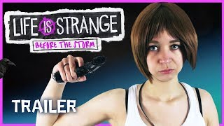 🔴 Life Is Strange : CHLOE COSPLAY | Twitch Event Trailer