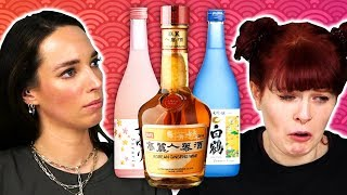 Irish People Try Asian Alcohol